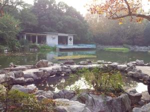 Ruijin hotel garden (2): another view