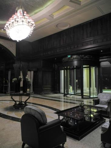 Ruijin Hotel Lobby