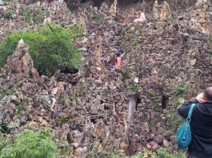 Gulang yu garden grotto 12 auspicious