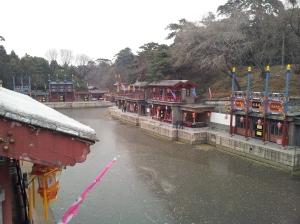 Suzhou street summer palace