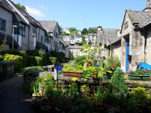 Kendal cottages created from Sandes Hospital