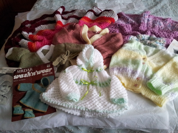 Knitting from Scotland