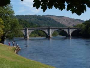 Dunkeld Bridge