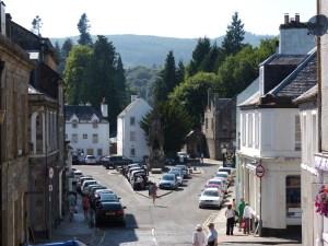 Dunkeld High Street