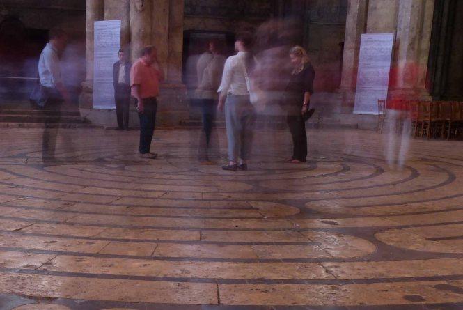Progressing the Labyrinth