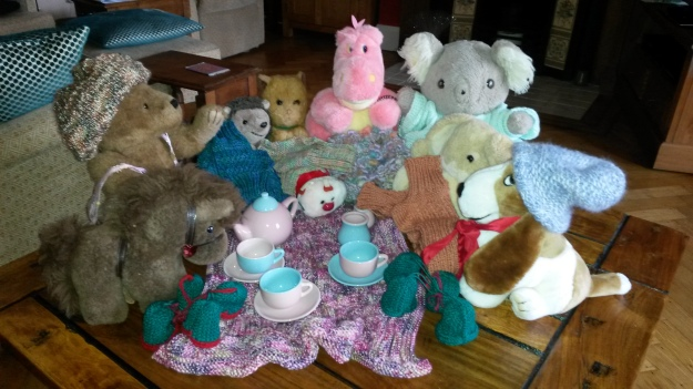 The Animal Knitathon