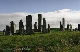 stone circle - Skulls and Stone Circles: A Magic Connection